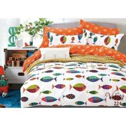 Детское постельное белье «Рыбки»