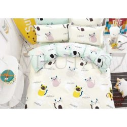 Детское постельное белье «Котята»