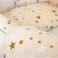 Детский комплект сменный Stars на овальную кроватку