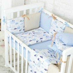 Детский комплект сменный  Baby Design Premium City