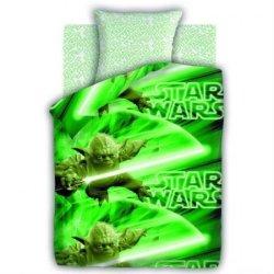 Подростковый комплект постельного белья «Мастер Йода»