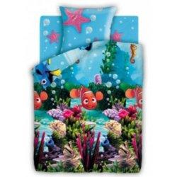 Полуторное детское постельное белье «Немо и друзья»