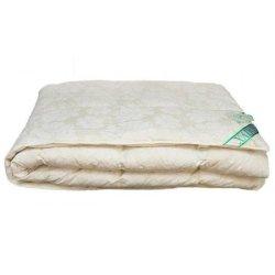 Одеяло пуховое Экопух 140х205 кассетное