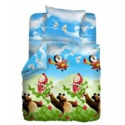 Детское постельное белье «Друзья»