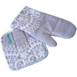 Прихватка + рукавица для горячего «Andre Tan»