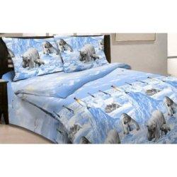 Комплект постельного белья «Арктика»
