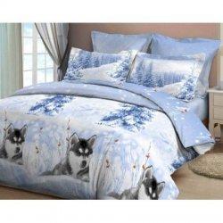 Комплект постельного белья «Хаски»