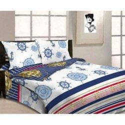 Комплект постельного белья «Яхт клуб»