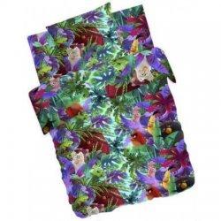 Полуторное постельное белье «Тропики»