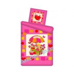 Полуторный детский комплект «Цветочный магазин»