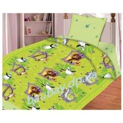 Полуторный детский комплект постельного белья «Цирк 3D»