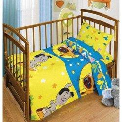 Детское постельное белье «Лунные качели»