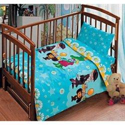 Детское постельное белье «Веселый праздник»