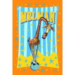 Полотенце велюровое «Мелман»