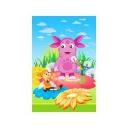 Набор детских махровых полотенец «Одуванчики»