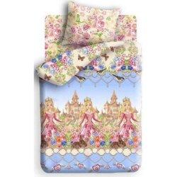 Детское полуторное постельное белье «Спящая красавица»