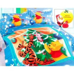 Детское постельное бельё  «Рождество»