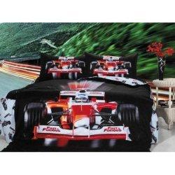 Полуторный подростковый комплект постельного белья «Формула»