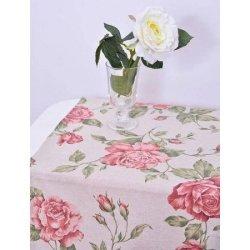 Дорожка /галстук/ «Large Pink Rose»