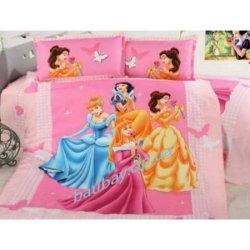 Детское постельное бельё «Принцесса»