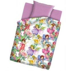 Детское постельное белье «Цветочные феи»