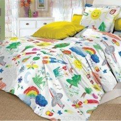 Детское постельное бельё «Радуга»
