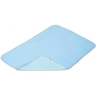 Пеленка для новорожденных Трикотаж Premium Blue