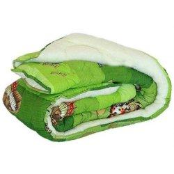 Одеяло детское Чарівний сон 110х140 меховое