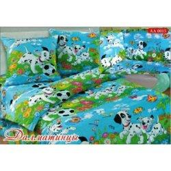 Комплект постельного белья «Далматинцы»