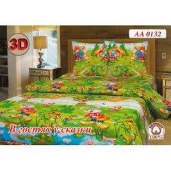 Детское постельное белье «В гостях у сказки»