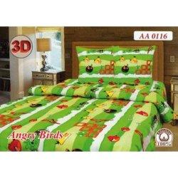 Детское постельное белье Тиротекс Angry Birds