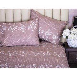Фланелевое постельное белье 9663