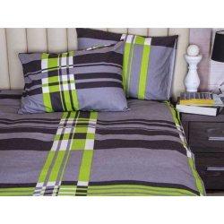 Фланелевое постельное белье 9665