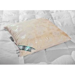 Подушка полупух 70х70