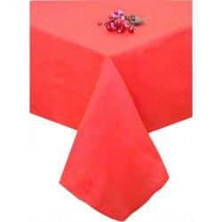 Скатерть «Праздничная» красная