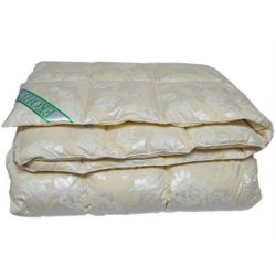 Одеяло пуховое 155х215 Экопух