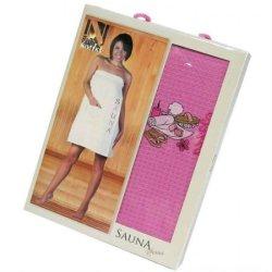 Набор для сауны женский Nilteks
