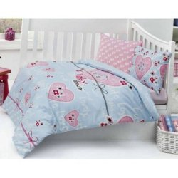 Детское постельное бельё «Logy» в кроватку