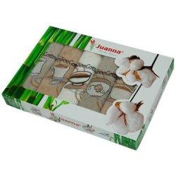 Набор кухонных полотенец Nilteks Bamboo Cotton