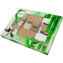 Набор кухонных полотенец Bamboo-Cotton