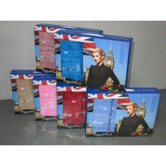 Подарочный набор махровых полотенец «Лондон»