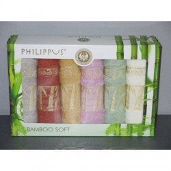 Набор кухонных полотенец Bamboo «Soft»