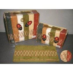 Набор махровых полотенец «Bergama» Cotton