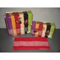 Набор махровых полотенец «Kure» Cotton