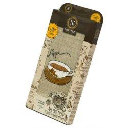 Полотенце в подарочной упаковке «Кофе»