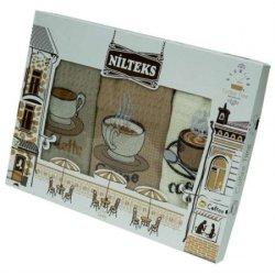 Набор кухонных полотенец «Coffee Time»