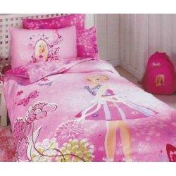 Детское постельное белье Tac Disney Barbie Butterfly