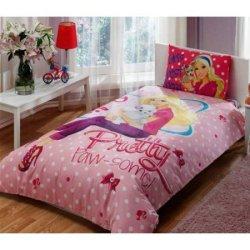 Подростковое постельное белье TAC Disney Barbie Pretty