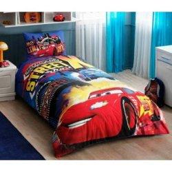 Полуторный детский комплект постельного белья «Disney Cars Nitroade»