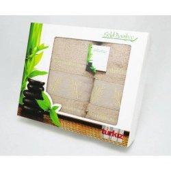 Подарочный набор бамбуковых полотенец  Bamboo